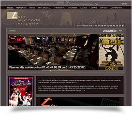 Restaurant Bar Club Paris Montparnasse - Tout le Monde en Parle