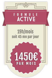 Formule Active - Mon Community Manager